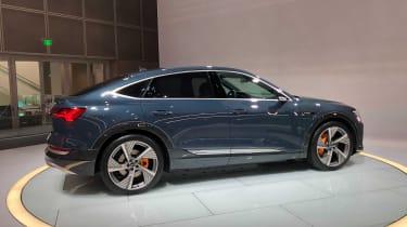 Audi e-tron sportback - LA Motor Show