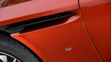 Aston Martin DB11 - side detail