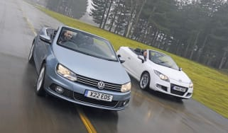 New VW Eos vs Megane CC header