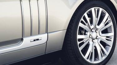 Range Rover SVAutobiography - wheel