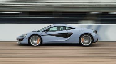 McLaren 570S Track Pack - side