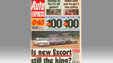 Auto Express Issue 100