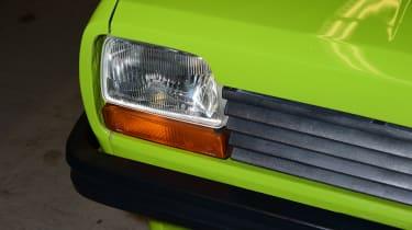Ford Fiesta Mk1 - headlight