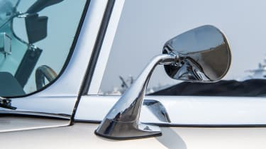 Jaguar E-Type Zero prototype - mirror