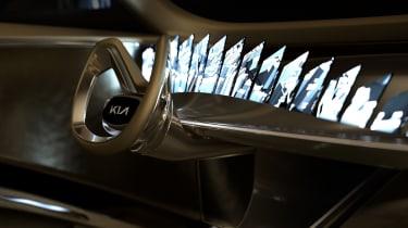 Kia Geneva Concept interior