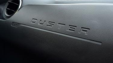 Dacia Duster automatic 2017 - dashboard