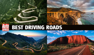 Best driving roads in the world - header