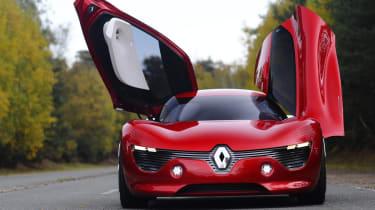 Renault DeZir static
