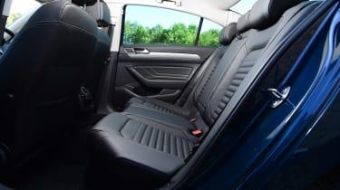 Volkswagen Passat - rear seats