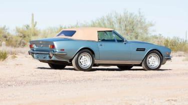 Lot 6 – 1978 Aston Martin V8 Volante