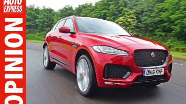 Opinion - Jaguar F-Pace