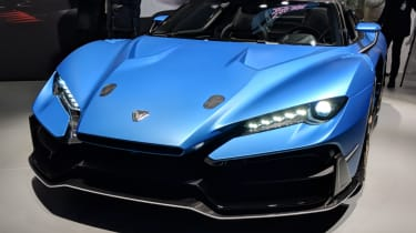 Italdesign Zerouno Duerta news header