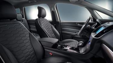 Ford S-MAX Vignale - press front seats