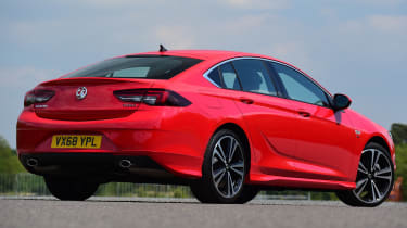 Vauxhall Insignia Grand Sport - rear static
