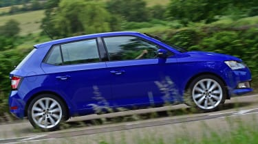 Skoda Fabia SE L: long-term test review - side tracking