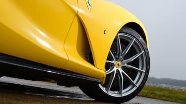 Ferrari 812 Superfast - side profile