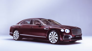 Bentley Flying Spur - front