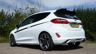 Ford Fiesta ST M225 - rear static