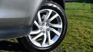 Land Rover Discovery Mk5 - wheel