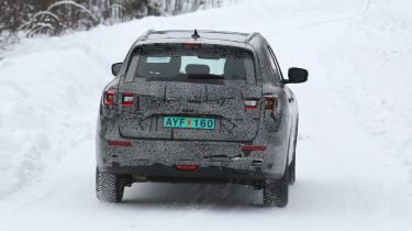 Renault Koleos spies 8