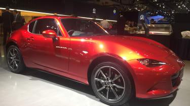 Mazda MX-5 RF - Tokyo update front