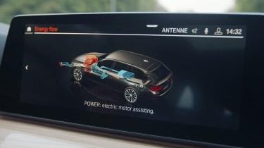 BMW 3 Series mild-hybrid - info