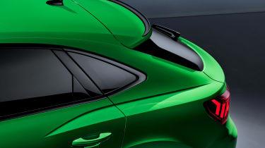 Audi RS Q3 Sportback - rear profile