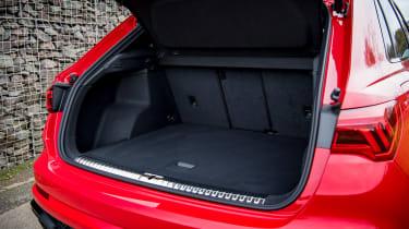 Audi RS Q3 - boot
