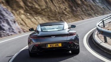 Aston Martin DB11 - rear