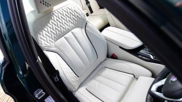 Alpina B5 Touring - seat