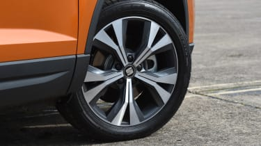 SEAT Ateca First Edition - wheel