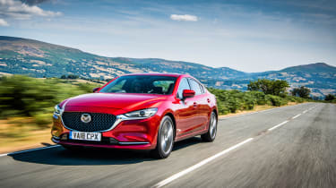 New Mazda 6 2018 facelift review