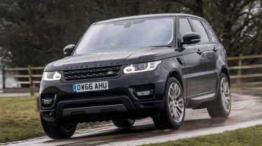 Best cars under £30,000 - Range Rover Sport