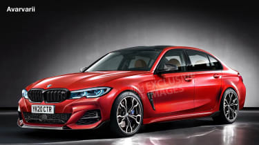 Like night follows day, the new BMW 3 Series will be followed by a searing hot M3 version. We're expecting 510bhp from the twin-turbo straight-six.