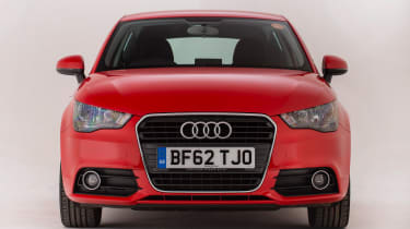Used Audi A1 - full front