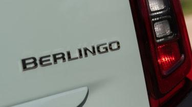 Citroen Berlingo - badge