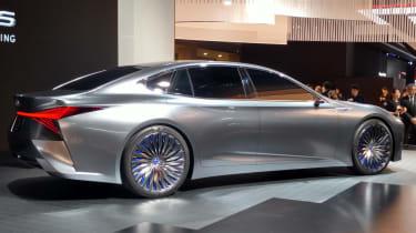 Lexus LS+ Concept - Tokyo side
