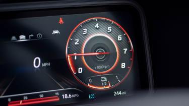 New Hyundai Kona Hybrid 2021 review - dials