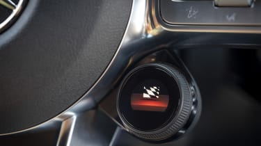 Mercedes-AMG CLA 45 S - modes