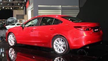 Mazda 6 rear
