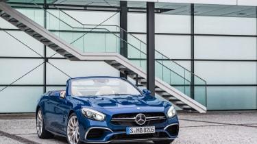 Mercedes SL facelift 2015 32