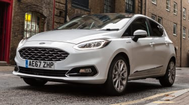 Ford Fiesta Vignale - London static