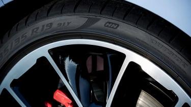 Hyundai i30 N  tyres