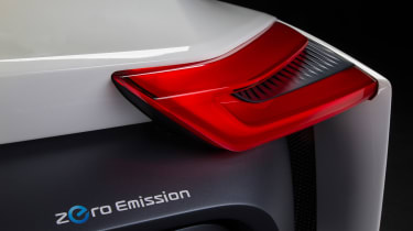 Nissan BladeGlider - rear light detail