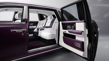 Rolls-Royce Phantom - inside