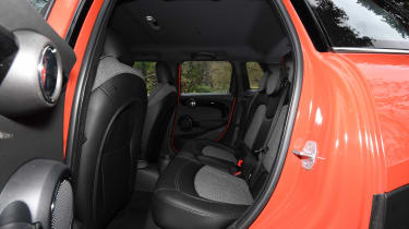 MINI - rear seats