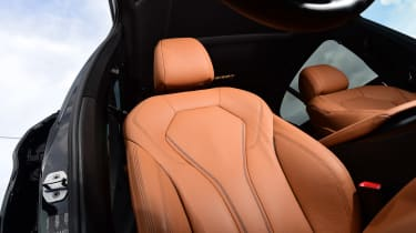 BMW 5 Series - second report front seat