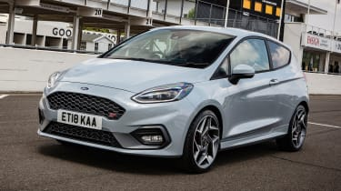 Ford Fiesta ST - Goodwood