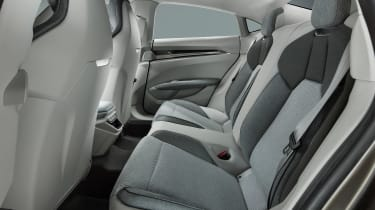 Audi e-tron GT concept - rear seats