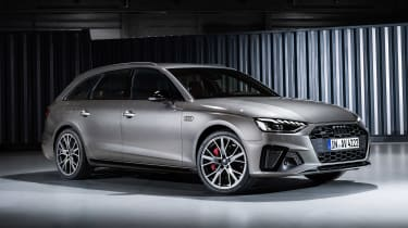 Audi A4 Avant - studio front
